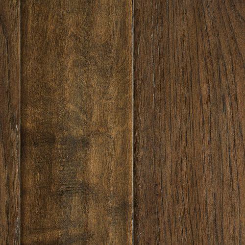 Mohawk Industries Weathered Estate Sepia Hickory Hardwood
