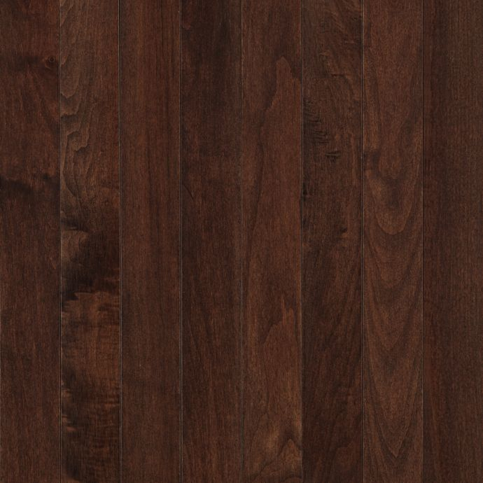 Rockingham Maple Solid 225 Bourbon Maple