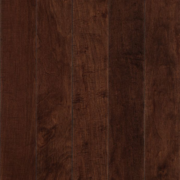 Rockingham Maple Solid 325 Bourbon Maple