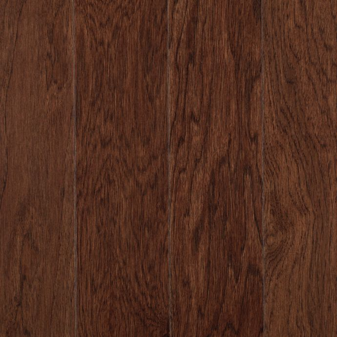 Rockingham Hickory Solid 5 Hickory Sable