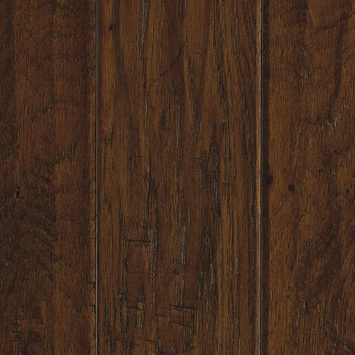 Mohawk Industries Windridge Hickory Mocha Hickory Hardwood