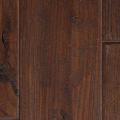Mohawk Industries Zanzibar Antique Elm Cherry Hardwood
