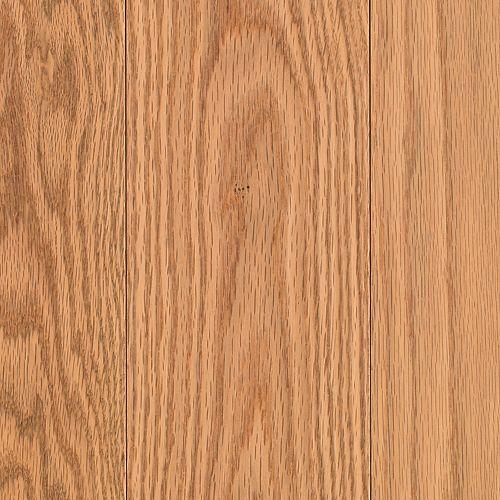 Mohawk Industries Rockford Solid 5 Red Oak Natural Hardwood