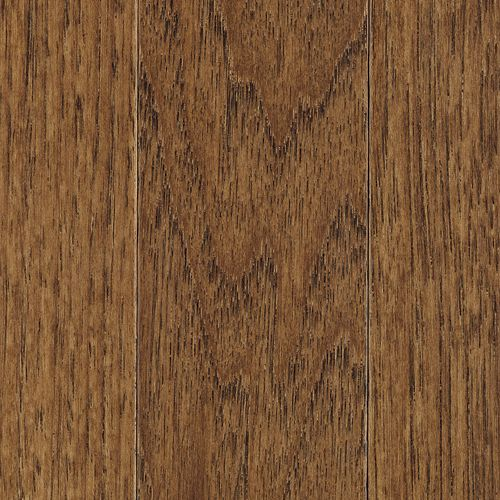 Unfinished Hardwood Flooring Nashville: Mohawk Industries Rockford Hickory Solid 2.25'' Gunpowder