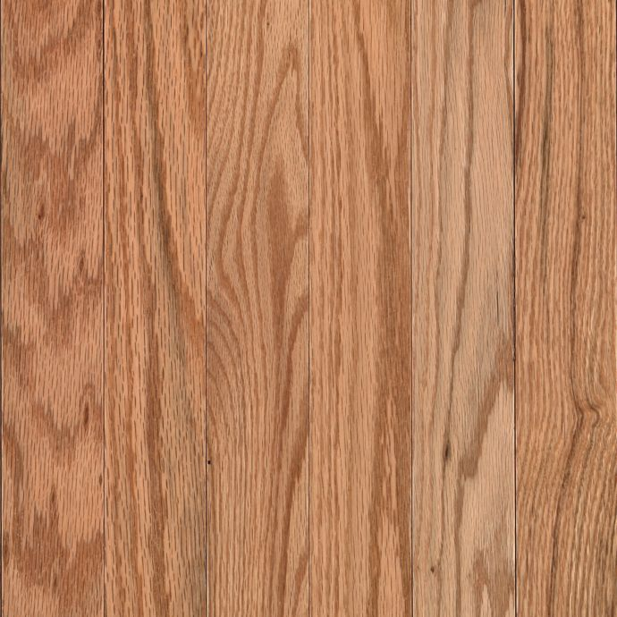 Canton Oak 325 Red Oak Natural 10