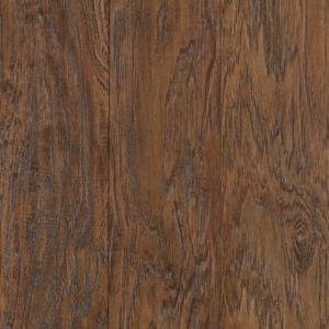 Shop Laminate Flooring Rustic Suede Hickory 2105