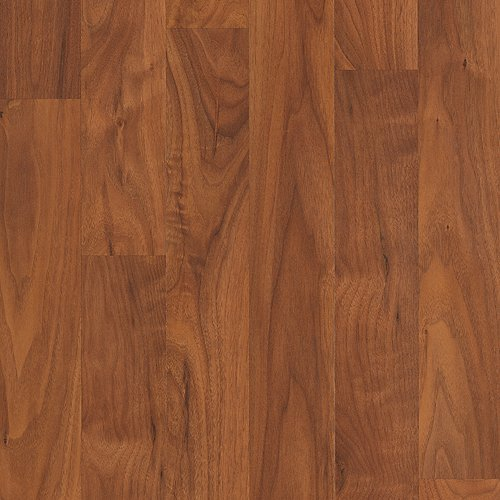 Cornwall in Amber Walnut Plank - Laminate by Mohawk Flooring