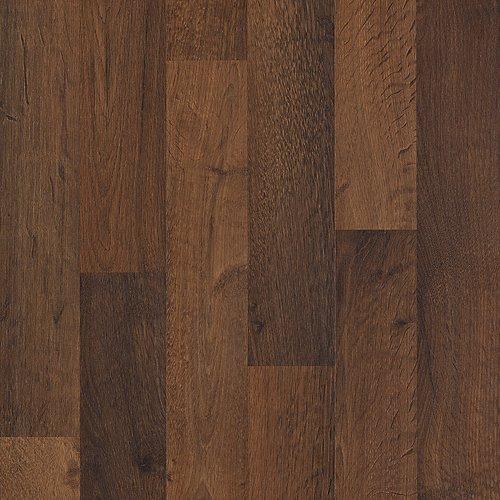 Cornwall in Burnished Oak Plank - Laminate by Mohawk Flooring