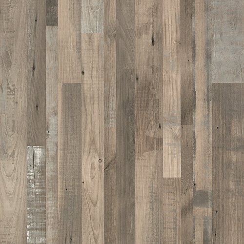 Refined Artistry in Silver Dollar - Laminate by Mohawk Flooring