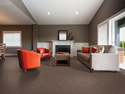 Room Scene of Deep Dimension II - Carpet by Mohawk Flooring