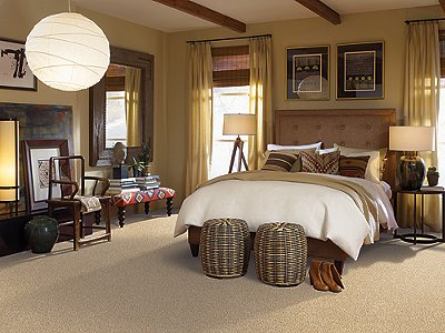 Room Scene of Distinguished Creation - Carpet by Mohawk Flooring