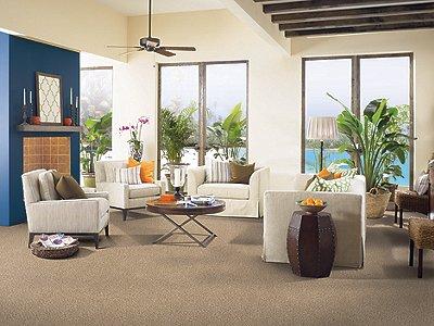 Room Scene of Villa Grande Fleck - Carpet by Mohawk Flooring