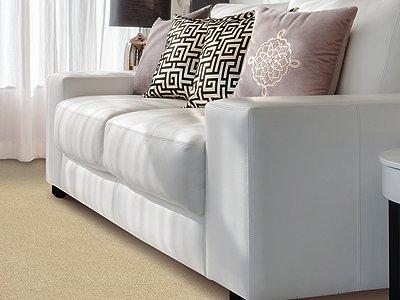 Room Scene of Rustic Luxury - Carpet by Mohawk Flooring