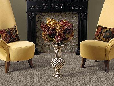 Room Scene of Tranquil Element - Carpet by Mohawk Flooring