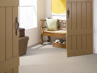 Room Scene of Trustworthy - Carpet by Mohawk Flooring