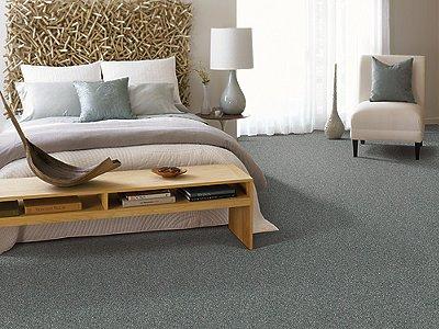 Room Scene of Prairie Sky - Carpet by Mohawk Flooring