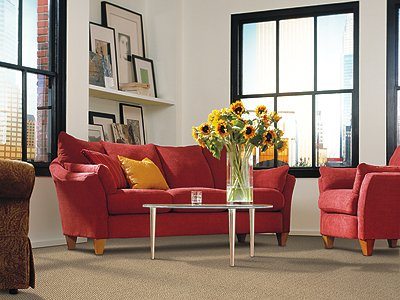 Room Scene of Uniquely Yours - Carpet by Mohawk Flooring