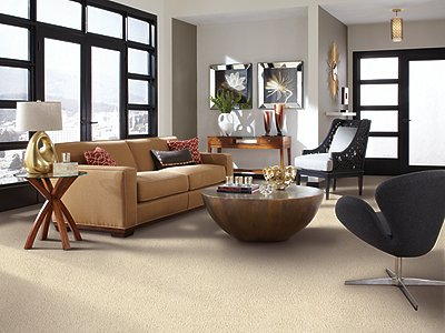 Room Scene of Calming Promise - Carpet by Mohawk Flooring