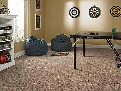 Room Scene of Blissful Elegance - Carpet by Mohawk Flooring