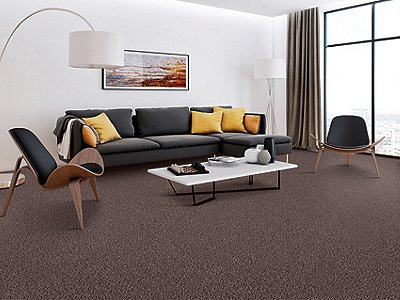 Room Scene of Clever Fashion III - Carpet by Mohawk Flooring