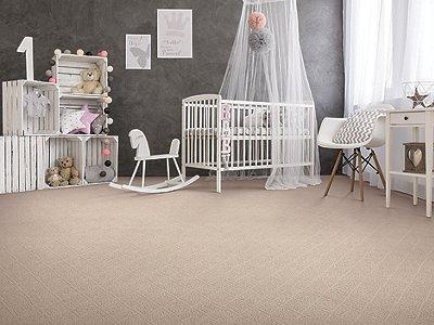 Room Scene of Rare Illustration - Carpet by Mohawk Flooring