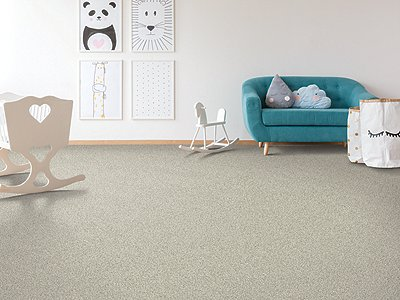 Room Scene of Exceptional Choice - Carpet by Mohawk Flooring