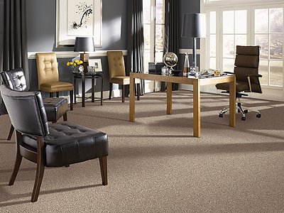Room Scene of Design Therapy - Carpet by Mohawk Flooring