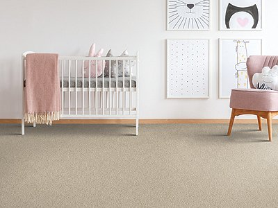 Room Scene of Soft Form II - Carpet by Mohawk Flooring
