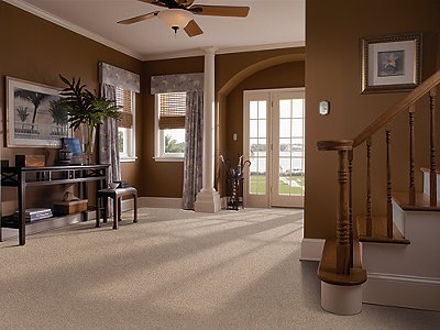 Room Scene of Chic Appearance - Carpet by Mohawk Flooring