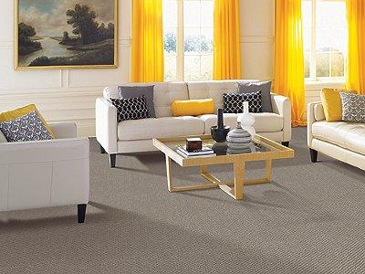 Room Scene of Pattern Play - Carpet by Mohawk Flooring