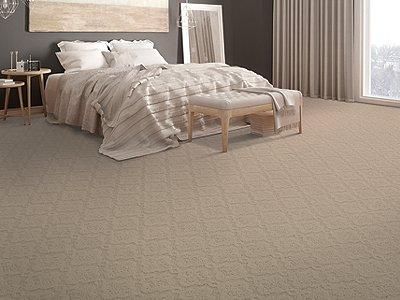 Room Scene of Vintage Details - Carpet by Mohawk Flooring
