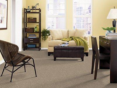 Room Scene of New Impact - Carpet by Mohawk Flooring