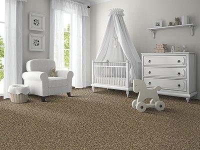 Room Scene of Peaceful Moments II - Carpet by Mohawk Flooring