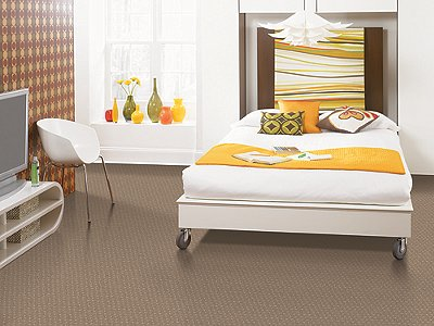 Room Scene of Urban Design - Carpet by Mohawk Flooring