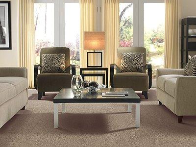 Room Scene of Prestige Style - Carpet by Mohawk Flooring