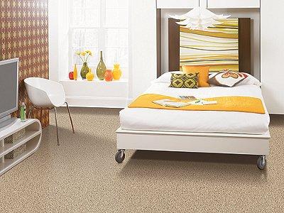 Room Scene of Peaceful Journey - Carpet by Mohawk Flooring