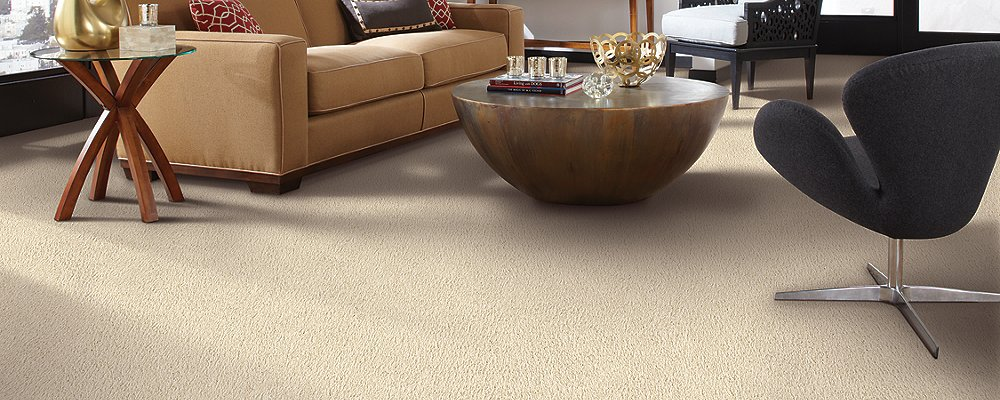 Room Scene of Pure Satisfaction - Carpet by Mohawk Flooring