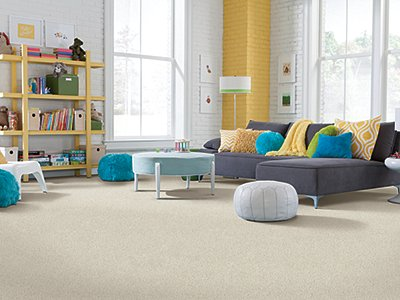 Room Scene of Beautiful Desire II - Carpet by Mohawk Flooring