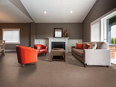 Room Scene of Graceful Beauty - Carpet by Mohawk Flooring