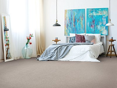 Room Scene of Luxurious Desire - Carpet by Mohawk Flooring