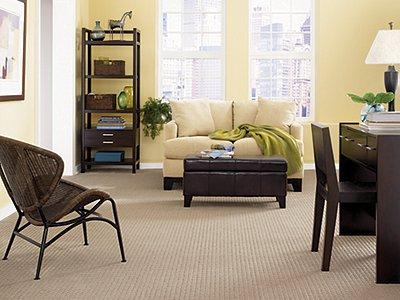 Room Scene of Tonsai Bay - Carpet by Mohawk Flooring