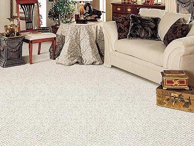 Room Scene of Berber Ease - Carpet by Mohawk Flooring