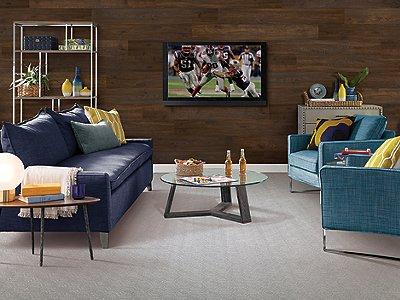 Room Scene of Modern Legacy - Carpet by Mohawk Flooring