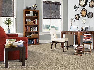 Room Scene of Bright Future - Carpet by Mohawk Flooring