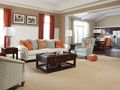 Room Scene of Full Potential - Carpet by Mohawk Flooring