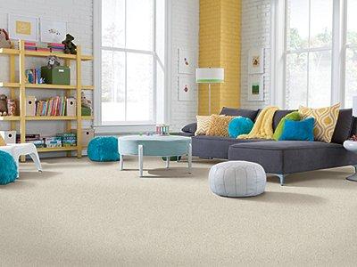 Room Scene of Brilliant Influence - Carpet by Mohawk Flooring