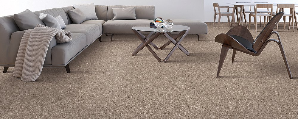 Room Scene of Nature's Appeal II - Carpet by Mohawk Flooring