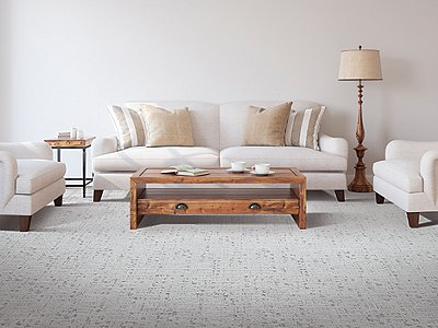 Room Scene of Exquisite Portrait - Carpet by Mohawk Flooring
