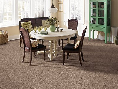 Room Scene of Simply Grey II - Carpet by Mohawk Flooring