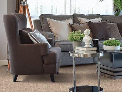 Room Scene of Stylish Beauty - Carpet by Mohawk Flooring